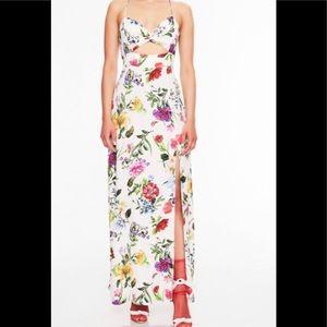 AFRM // Floral Maxi